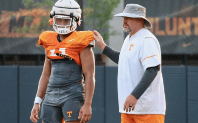 REPORT: Kevin Sherrer Leaves Tennessee for NFL Vacancy