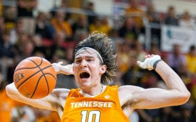Vols Resurrect Odds At NCAA Tournament With Win Over UK