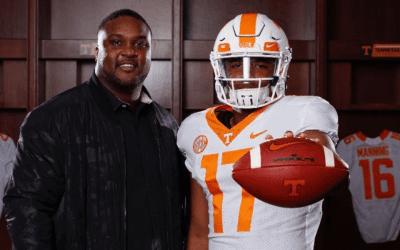 Tennessee Extends Offer to Kaden Martin