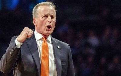 Multiple Media Outlets Rank Tennessee As A Top-15 Team For 2020-21 Season